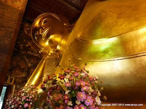 Photo: The relining Budha at Wat Po
