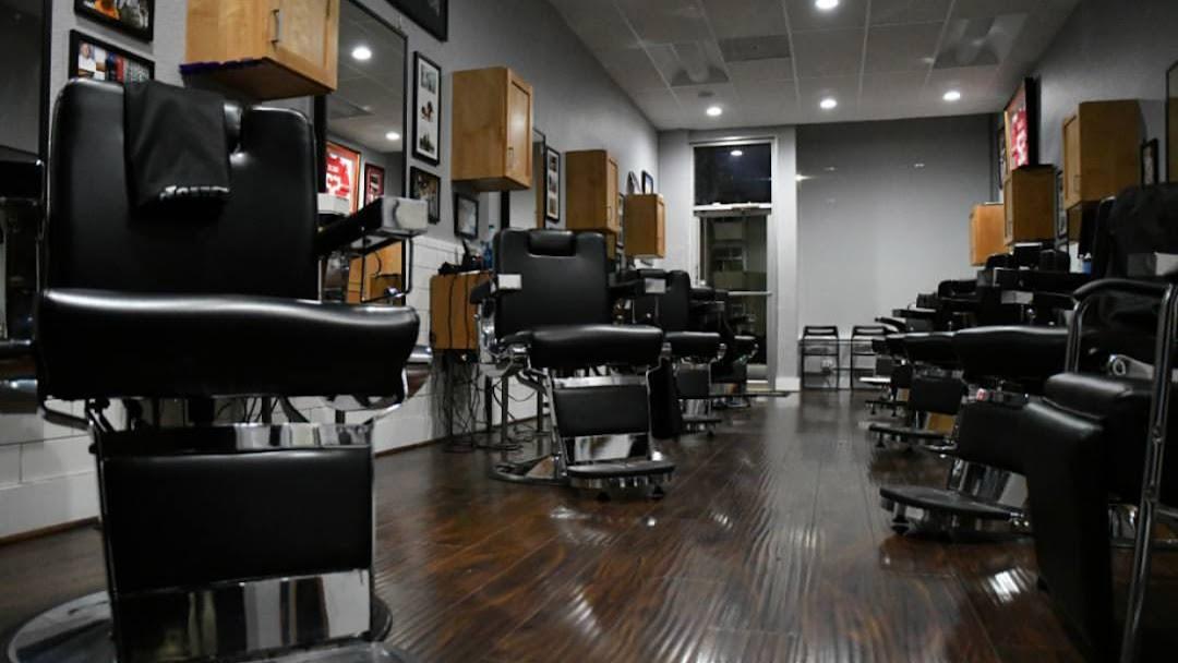 The San Mateo Zoo Barber Shop In San Mateo