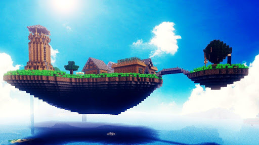 ⛏ Merecraft - Pixel World  for PC