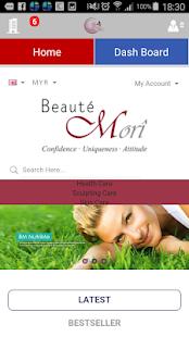 Beaute Mori - náhled