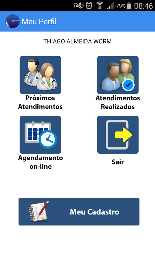 Gastroclínica Cascavel- screenshot