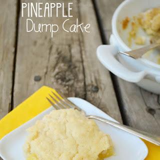 Pineapple Dump Cake Recipes.