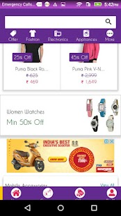 Deals Myn - coupon App - náhled