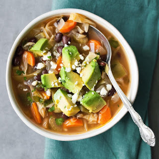 Black Beans And Cabbage Soup Recipes