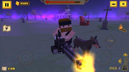 BLOCKAPOLYPSEu2122 - Zombie Shooter 1.07 screenshots 12
