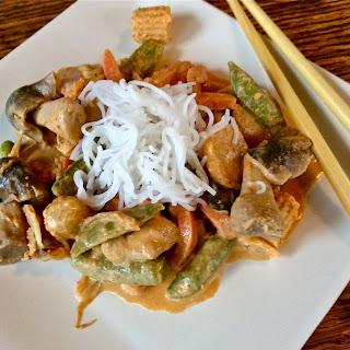 Thai Chili Stir Fry