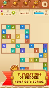 Sudoku Quest Free- screenshot thumbnail