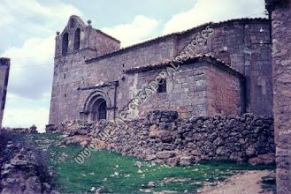"""Photo: Estado en el que la conocimos con aceptable grado de conservación. Fue construida por """"Gilem"""" hacia el s. XIII y reformada en el s. XVI."""