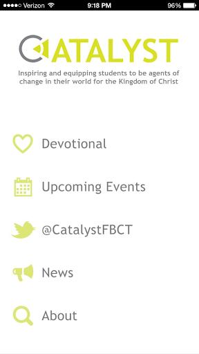 Catalyst Baptist Trussville