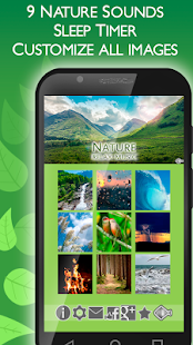 Nature relaxing music- screenshot thumbnail