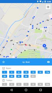 CityBus Lutsk - náhled
