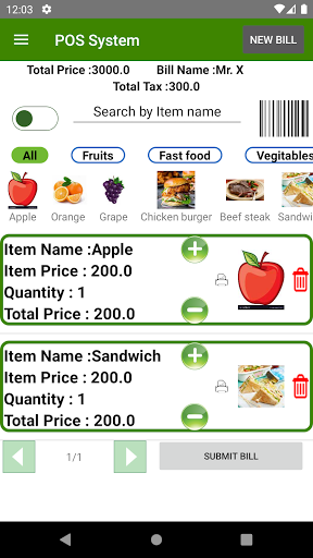 POS System Offline - FREE Point of Sales App screenshot 1