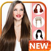 Long hair styler for women