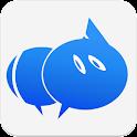 Aishuo:Free Phone Calls&texts icon