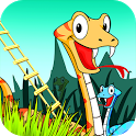 Snakes and Ladders Kingdom Free icon