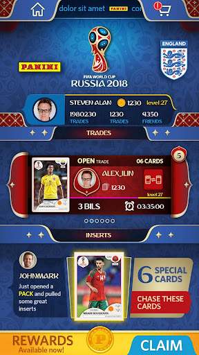 FIFA World Cup Trading App 1.1.6 Screenshots 1