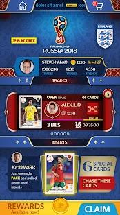 FIFA World Cup Trading App Screenshot
