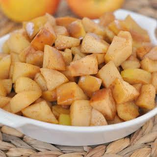 Cinnamon Apple.