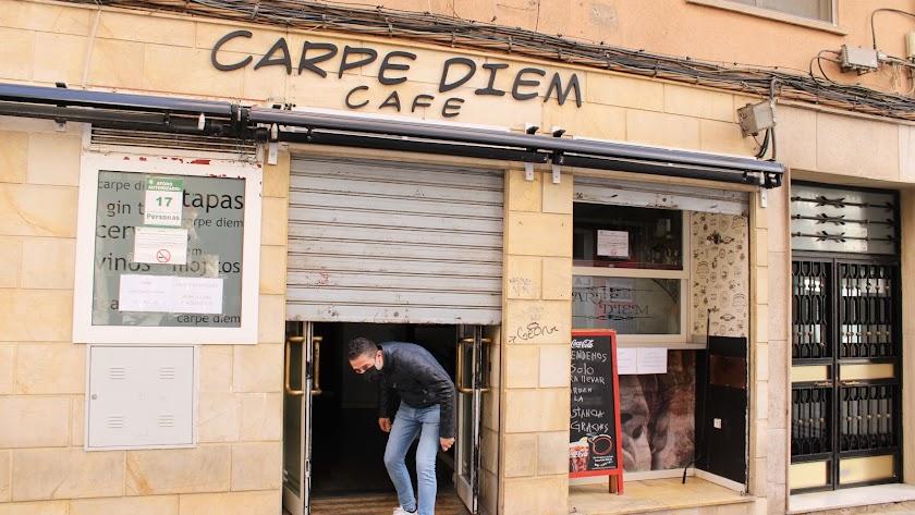 Los bares de la capital levantaron la persiana el pasado día 13.