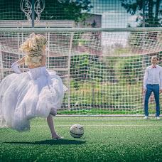 Wedding photographer Andrey Lagunov (photovideograph). Photo of 11.08.2016