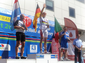 Photo: Gold: Thomas Dommermuth, Germany Silver: Vincent Haaker, The Netherlands Bronce: Mauro Fancello, Sardegna/Italy