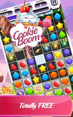 Cookie Drop - screenshot