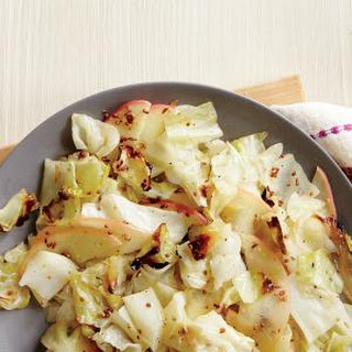 Apple and Caraway Roast Cabbage.