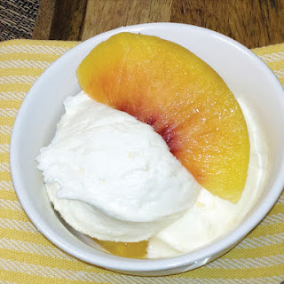 Serve Home-made Organic Frozen Yogurt