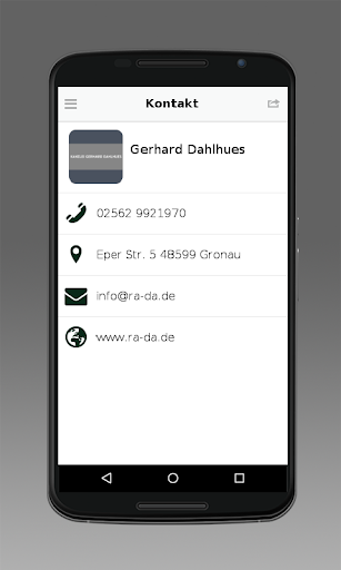 Kanzlei Gerhard Dahlhues