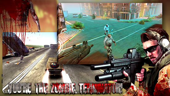 Zombie Dawn- screenshot thumbnail