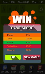 Free Solitaire Game apk screenshot 3