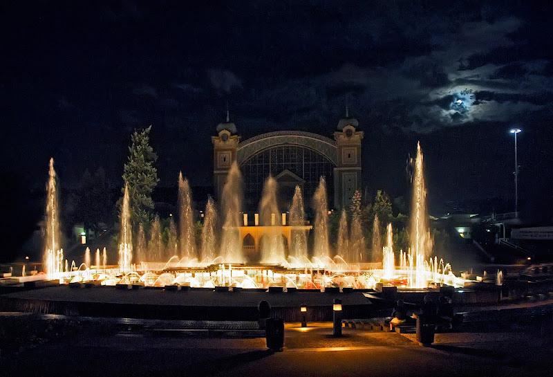 La fontana di Patrix