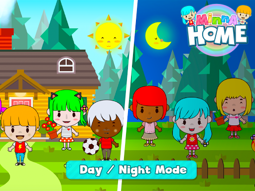 Minna Home Sweet Pretend Playground 1.1.1 screenshots 7