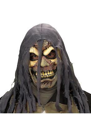 Mask, bränd zombie