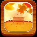 Autumn Leaves Theme icon