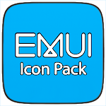EMUI CARBON - ICON PACK 2.1 (Patched)
