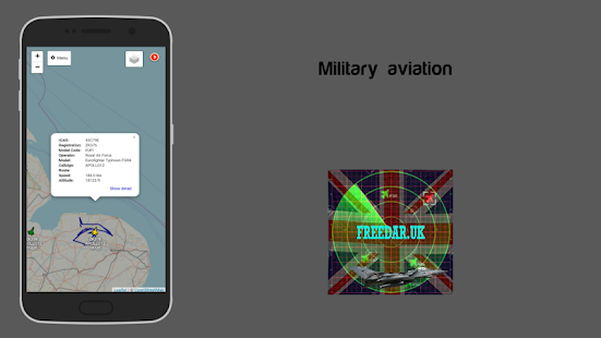 Download Freedar.uk   Live Aircraft Tracker For PC Windows and Mac apk screenshot 3