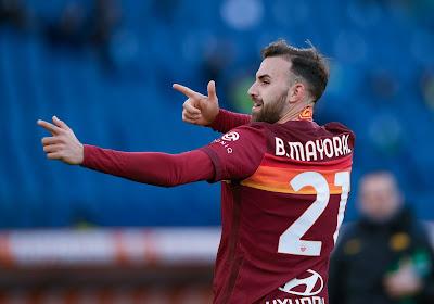 Dix minutes suffisent à la Roma pour s'imposer contre l'Hellas Vérone