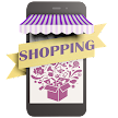 Online Shopping apps game APK