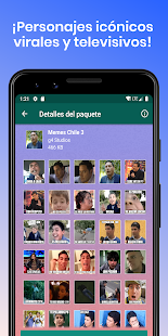 Stickers Chilenos para WhatsApp - WAStickerApps for PC-Windows 7,8,10 and Mac apk screenshot 6
