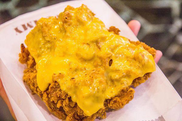 卡滋嗑美式風味炸雞