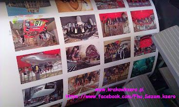 Photo: Plansz - kolarz B1 - plansza - wielki format