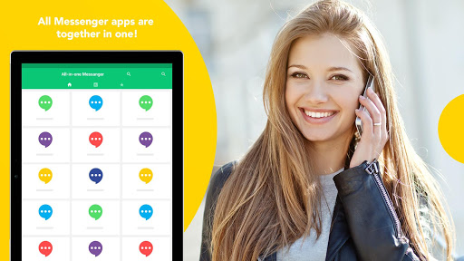Social Video Messengers - Free Chat App All in one 3.5 screenshots 9