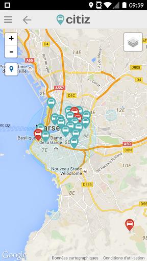 玩交通運輸App|Citiz免費|APP試玩