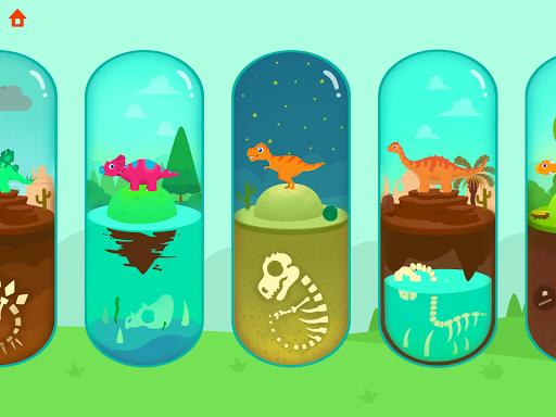 Jurassic Dig - Dinosaur Games for kids apkpoly screenshots 13