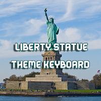 Liberty Statue Theme Keyboard