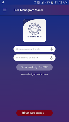 Download Free Monogram Maker Free For Android Free Monogram Maker Apk Download Steprimo Com
