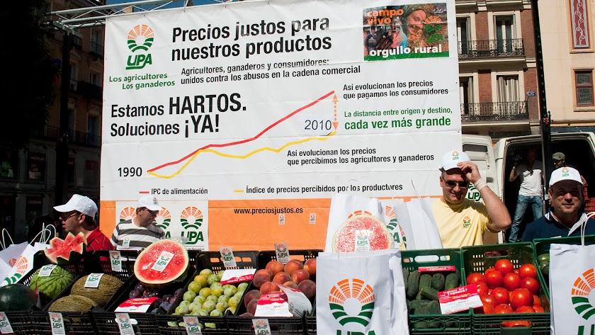 La UE pondrá coto al abuso en los precios agrícolas
