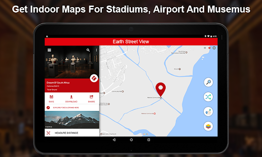App Live Map Traffic Updates:Transit Route Street View APK for Windows Phone