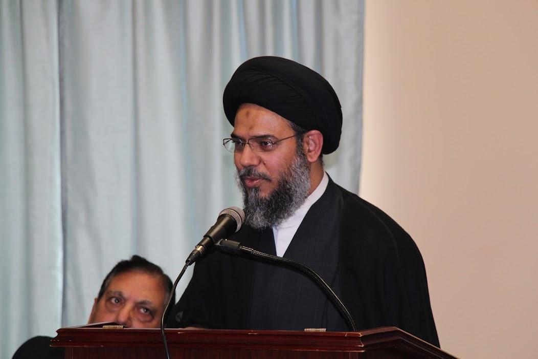 Maulana Aqeel Ul Gharavi 2016